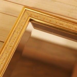 鏡の面取り加工について