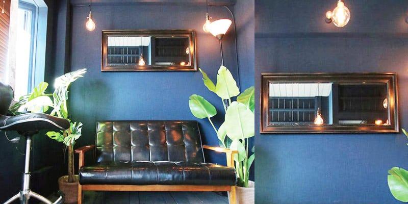 建築事務所に「オールドミラーシリーズ G-10200」を使用した事例 (神奈川県 Y様)