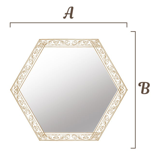 六角形の加工料金